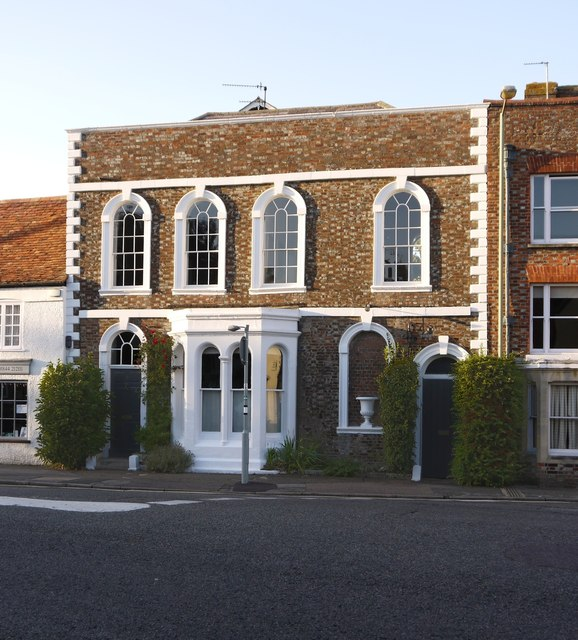 House in Thame High Street