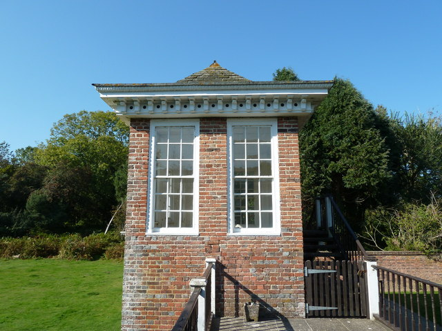 Folly in the grounds of Herstmonceux Castle
