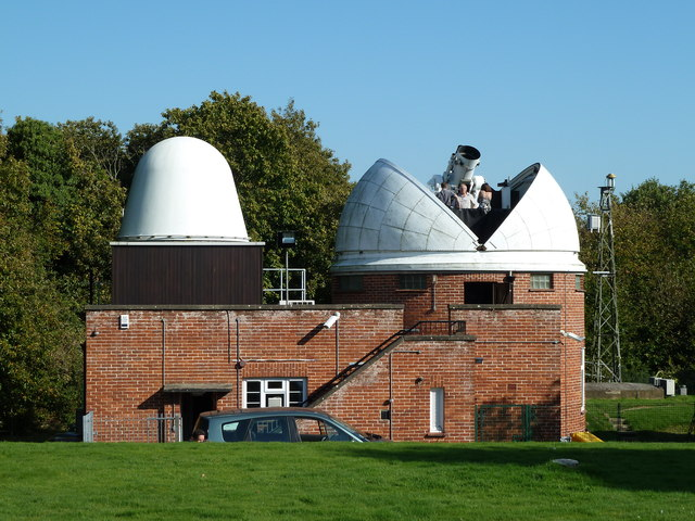 Space Geodesy Facility (SGF) at Herstmonceux Castle