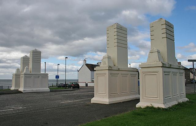 Victoria Park Gates