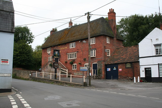 Potterne:  The 'George and Dragon'