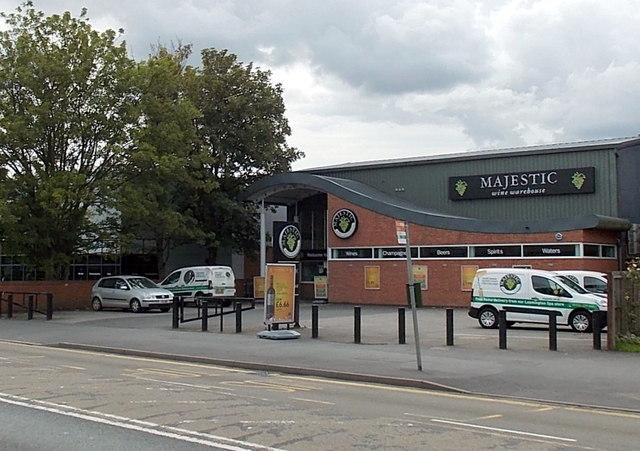 Majestic Wine Warehouse, Stratford-upon-Avon