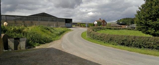 Acthorpe Farm