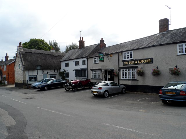 The Bull and Butcher, Akeley