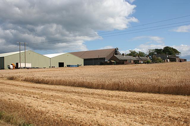 Crudie Farm
