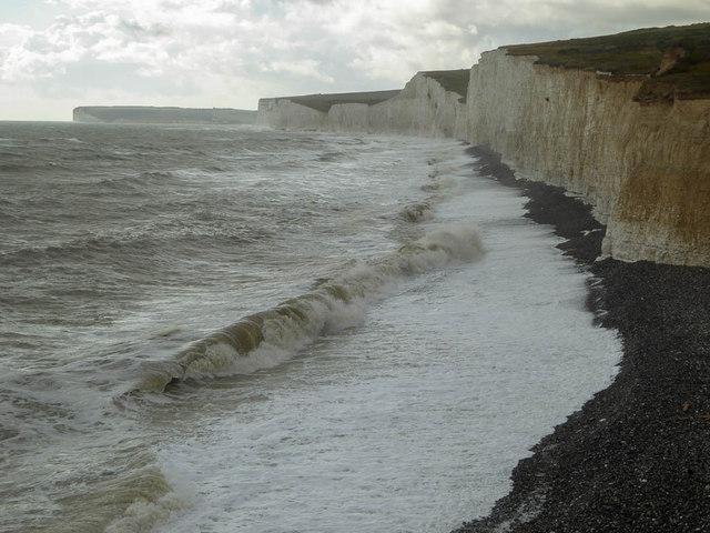 Cliffs, Birling Gap, Sussex
