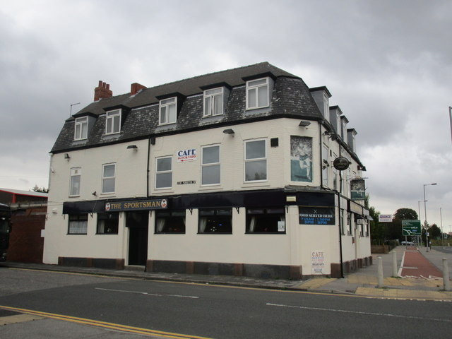 The Sportsman, Hedon Road