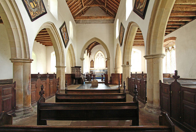 St Martin of Tours, Houghton - East end