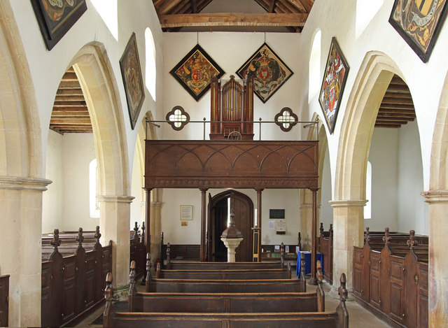 St Martin of Tours, Houghton - West end