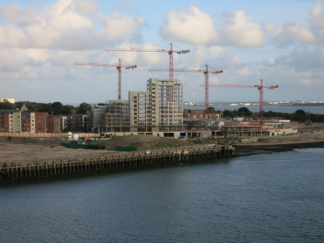 Redeveloping Vosper Thornycroft shipyard