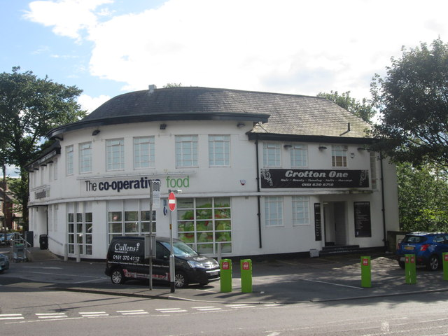 The Co-op and Grotton One
