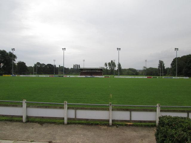 Malton  Rugby  Club  pitch