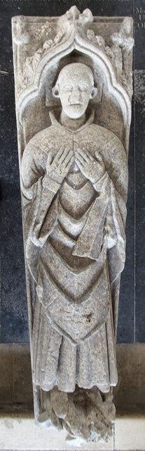 St Martin of Tours, Houghton - Effigy