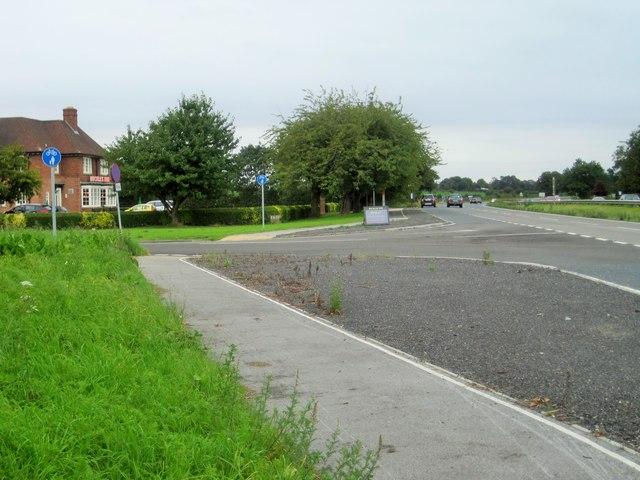The Buckles Inn and A64