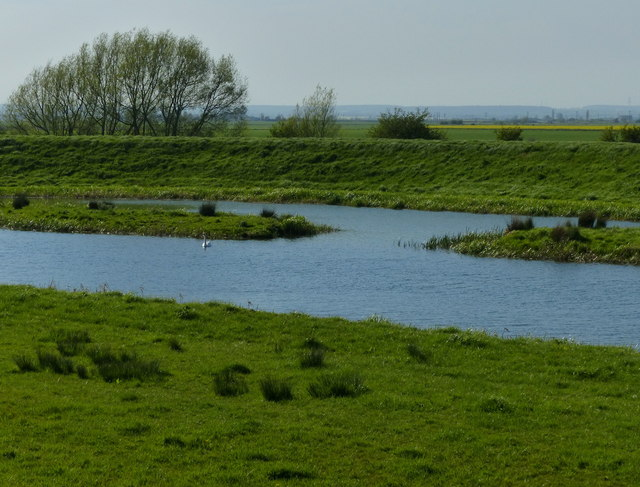 The River Glen at Pinchbeck South Fen