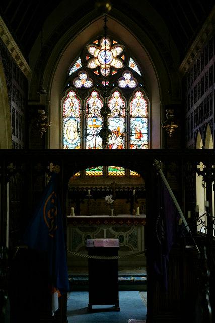 St.Mary the Virgin, Brownsea Island, Dorset