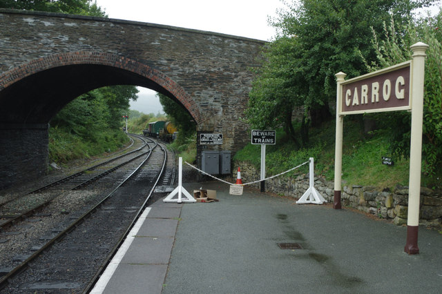 Carrog Station