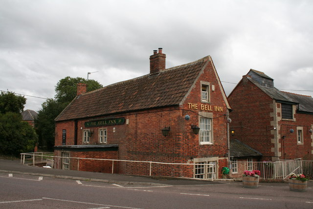 Seend:  The 'Bell' Inn
