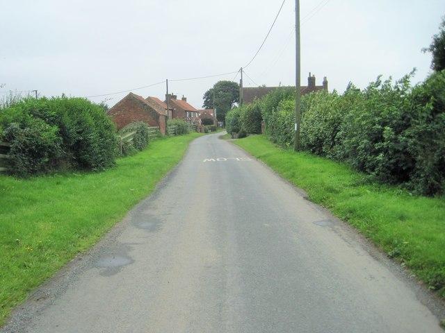 Catterton village