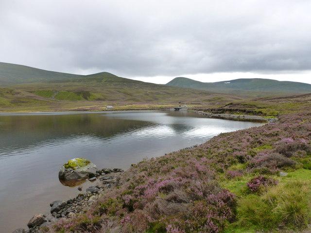 The head of Loch Cuaich