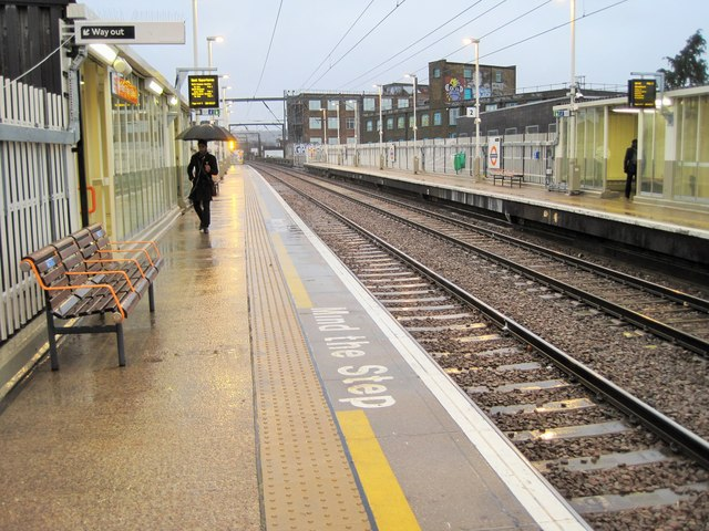 Kentish Town West railway station, Greater London