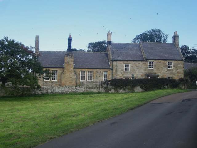 Former school and schoolhouse, Howick