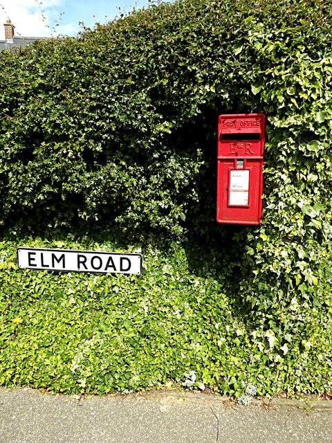 Elm Road Postbox