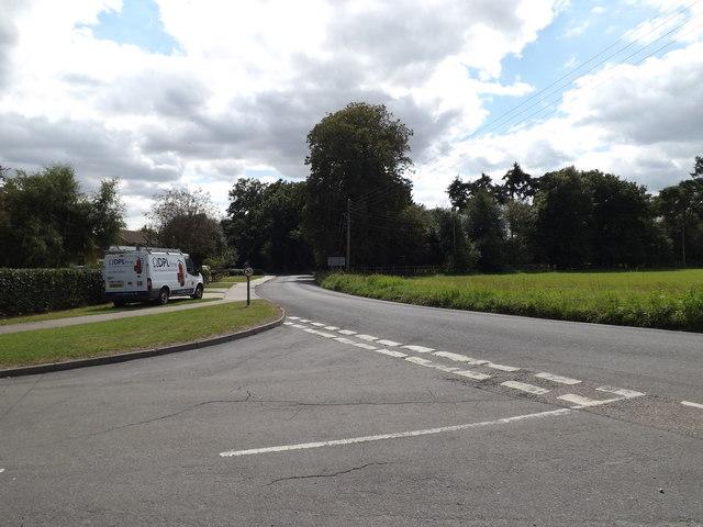 Elm Road, East Bergholt