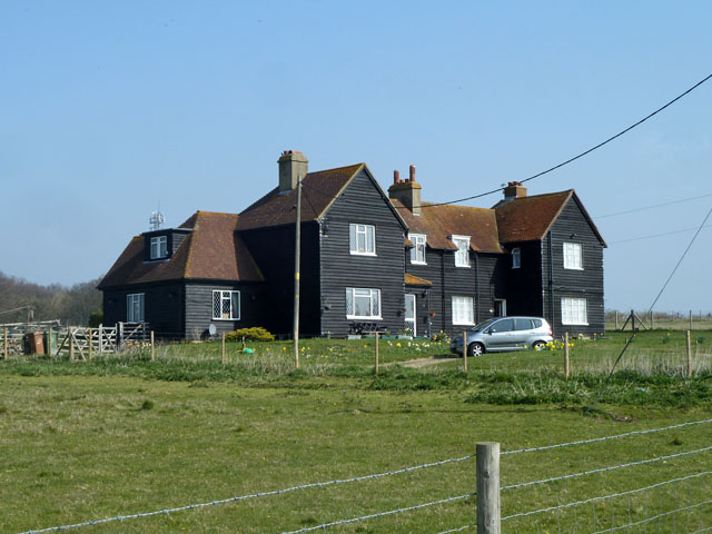 Boarded houses, Oaks Track