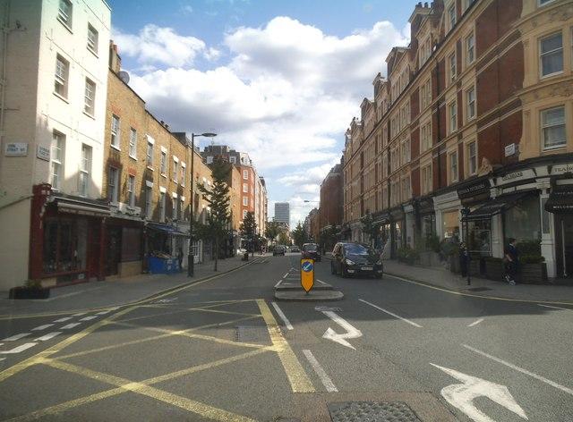 Seymour Street, Marylebone