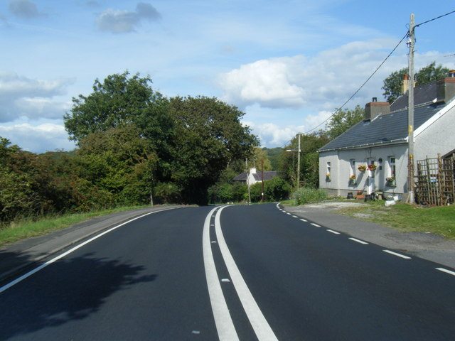 B4295 New Road at The Common