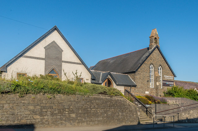 St Anne's Church and Church Hall