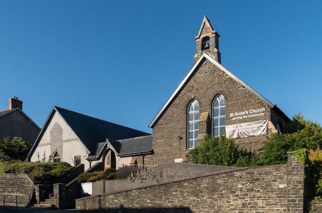 St Anne's Church and Church Hall