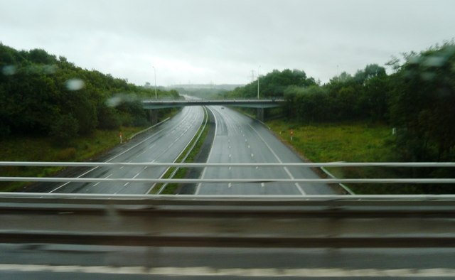 M4 at Junction 33