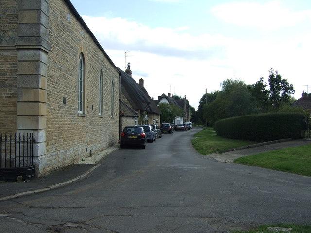 Chapel Lane, Elton