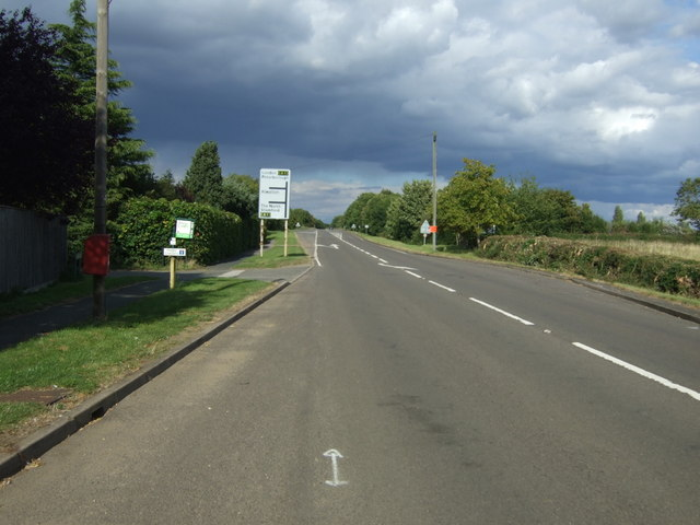 Oundle Road, Chesterton