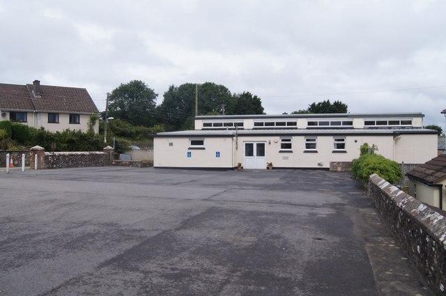 Petrockstowe community hall