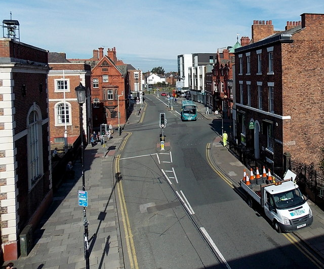 Northgate Street, Chester