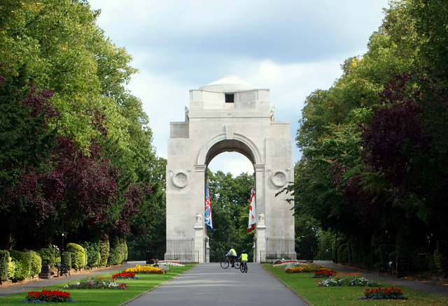 Victoria Park, Leicester LE1