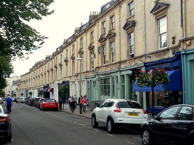 Montpellier Street, Cheltenham