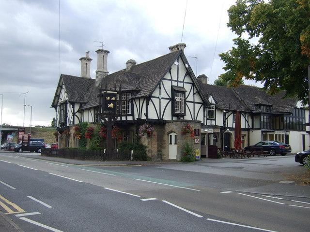 The Gordon Arms pub