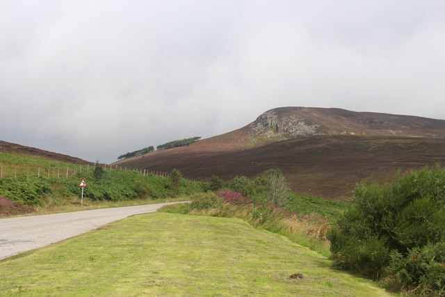 The Struie Road