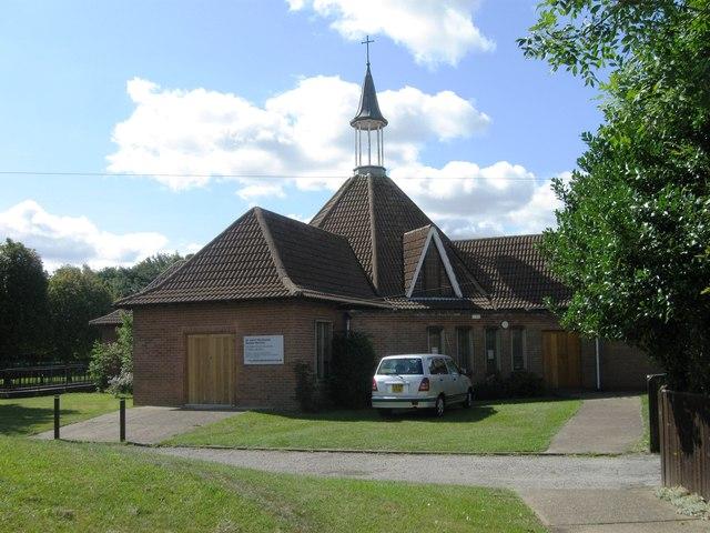 St Luke's Church, Birchwood