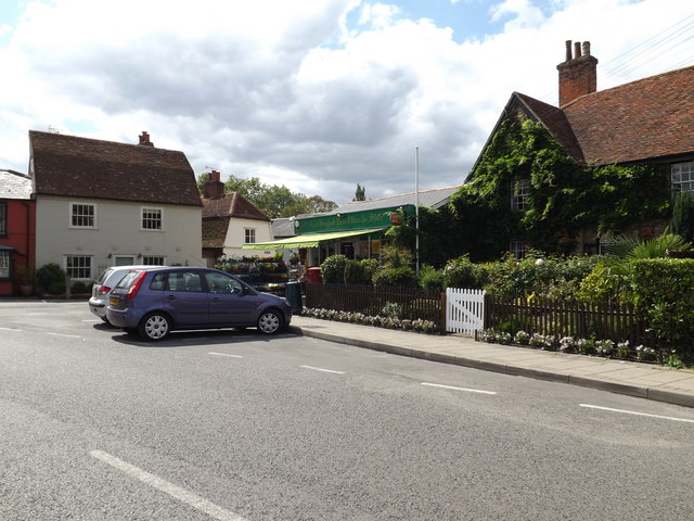 East Bergholt Post Office & Store