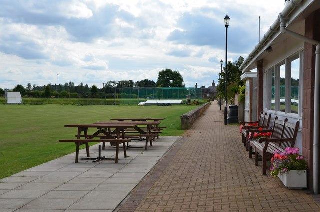 Cricket ground, St Boswells