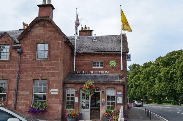 Buccleuch Arms hotel, St Boswells
