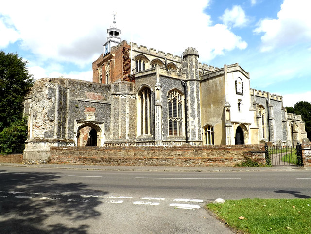 St.Mary's Church, East Bergholt