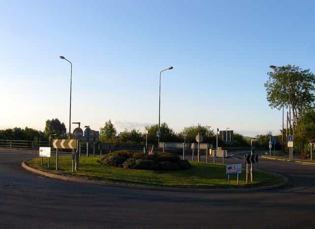 Roundabout, Hickstead