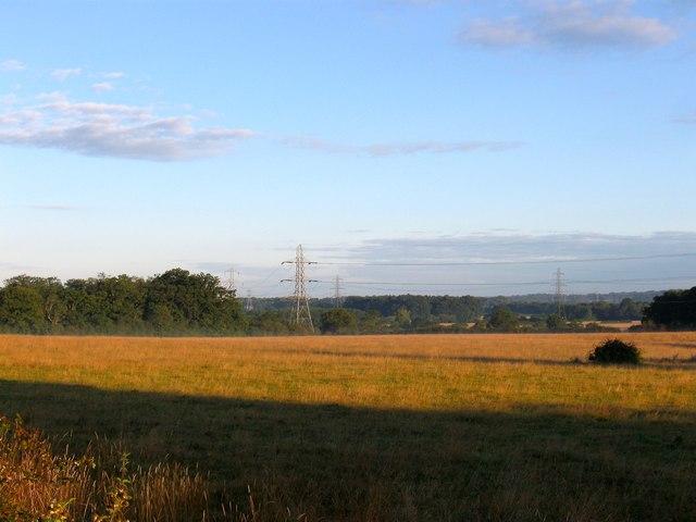 Castle Field/Gate Field/Barn Field/Hovel Field