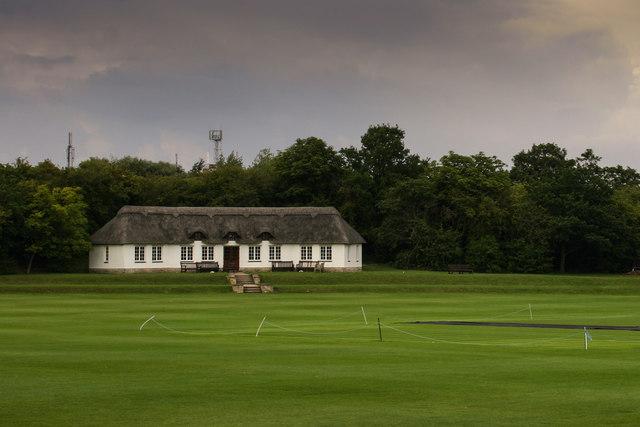 Stamford School Cricket Pavilion